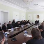 Состоялось совещание с настоятелями двадцати новых храмов Саратова