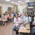 Учащиеся воскресных школ приняли участие в игровой программе, посвященной Дню семьи, любви и верности