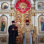Настоятель Всехсвятского храма отмечает 20-летие священнической хиротонии