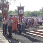В храме Святых Бориса и Глеба отметили престольный праздник