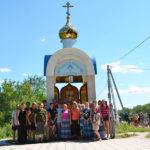 Члены клуба православно-патриотической песни приняли участие в Грушинском фестивале