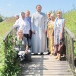 Прихожане Тихвинского храма совершили паломническую поездку в Михайловку