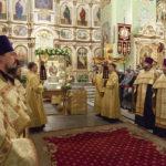 Благочинный Всехсвятского округа принял участие в проводах десницы святителя Спиридона