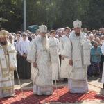 Духовенство и прихожане храмов Всехсвятского благочиния приняли участие в панихиде по убиенным и пострадавшим в годы гонений
