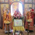 В храме Усекновения главы Иоанна Предтечи на Увеке встретили престольный праздник