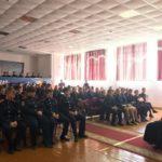Встреча со священником состоялась в 7-11 казачьих классах 43 школы