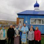 Престольный праздник отметили в Покровском храме села Поповка