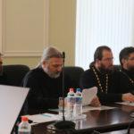 Состоялось собрание священников, окормляющих высшие учебные заведения