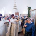 В селе Михайловка Всехсвятского благочиния встретили престольный праздник