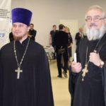 Священники приняли участие в пленарном заседании Гражданского форума Саратовской области