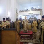 Всенощное бдение в храме в честь Казанской иконы Божией Матери г. Саратова