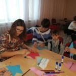 Воспитанники воскресной школы Всехсвятского храма приняли участие в фестивале для детей-инвалидов
