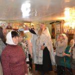 Праздник Крещения Господня в поселке Красный Текстильщик