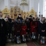 Священник встретился с учащимися лицея №53