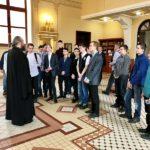 Воспитанники воскресных школ Всехсвятского благочиния приняли участие в Дне открытых дверей в саратовских духовных школах