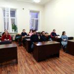 Куратор и представители молодежного движения благочиния приняли участие в собрании Молодежного совета епархии