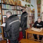 В Борисоглебском храме осуществляется сбор литературы для заключенных